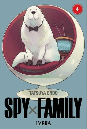 SPY X FAMILY #04