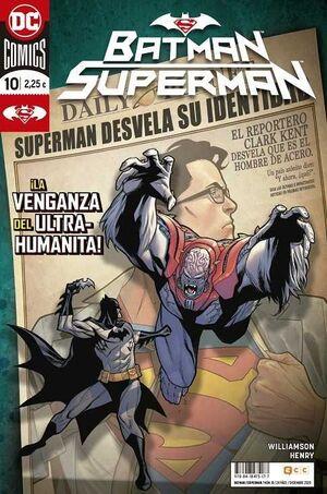BATMAN / SUPERMAN #010 LA VENGANZA DEL ULTRA-MANITA! (GRAPA)