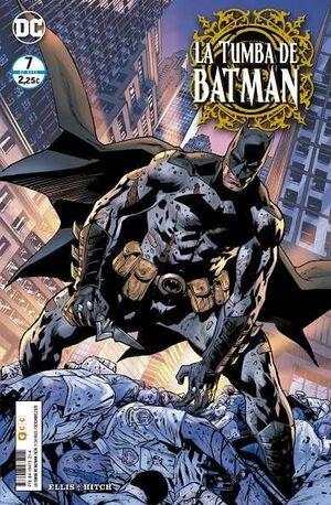 LA TUMBA DE BATMAN #07