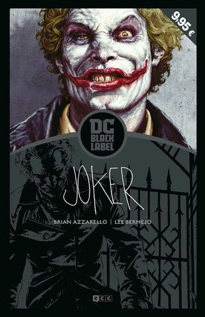 JOKER. EDICION DC BLACK LABEL POCKET