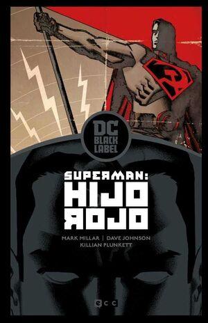 SUPERMAN: HIJO ROJO. EDICION DC BLACK LABEL POCKET