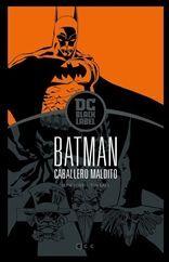 BATMAN: CABALLERO MALDITO. EDICION BLACK LABEL POCKET