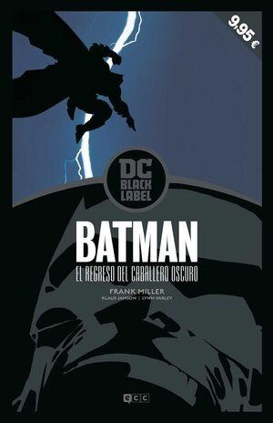 BATMAN: EL REGRESO DEL CABALLERO OSCURO. EDICION DC BLACK LABEL POCKET