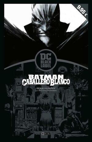 BATMAN: CABALLERO BLANCO. EDICION DC BLACK LABEL POCKET