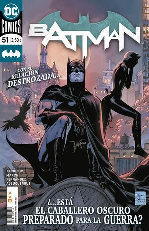 BATMAN MENSUAL VOL.3 #106 / #51