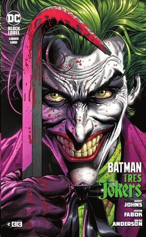 BATMAN: TRES JOKERS #01