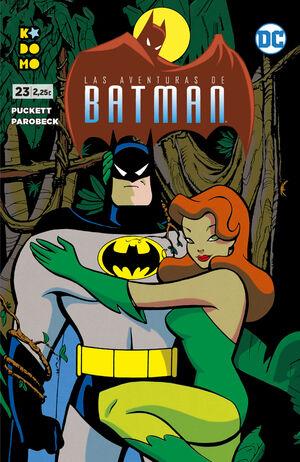 LAS AVENTURAS DE BATMAN #23 (KODOMO)