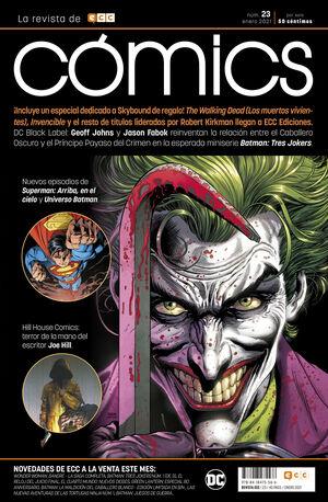 ECC COMICS #023