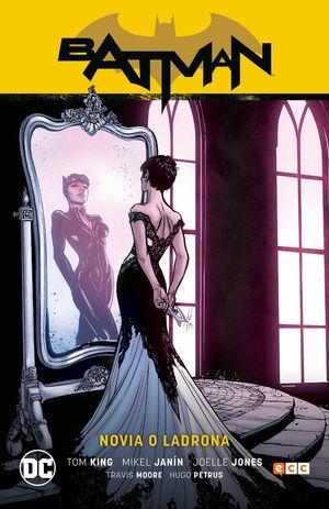 BATMAN SAGA VOL. 08. NOVIA O LADRONA: REGLAS DE COMPROMISO - CAMINO AL ALTAR 2 (DE TOM KING)