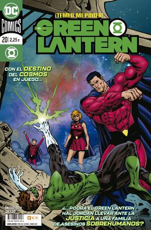 EL GREEN LANTERN #102 / 020 (GRANT MORRISON)