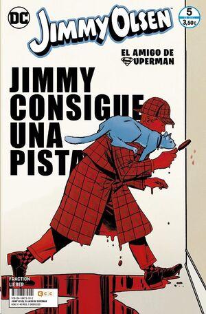 JIMMY OLSEN, EL AMIGO DE SUPERMAN #05