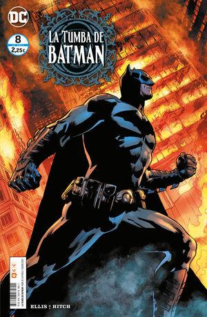 LA TUMBA DE BATMAN #08