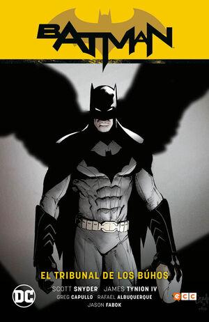 BATMAN SAGA NUEVO UNIVERSO #01. EL TRIBUNAL DE LOS BUHOS