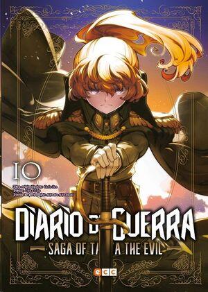 DIARIO DE GUERRA - SAGA OF TANYA THE EVIL #10