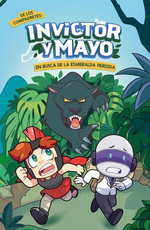 INVICTOR Y MAYO EN BUSCA DE LA ESMERALDA PERDIDA