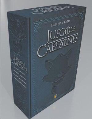 ESTUCHE JUEGO DE CABEZONES. EDICION LIMITADA
