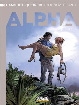 ALPHA. INTEGRAL #05