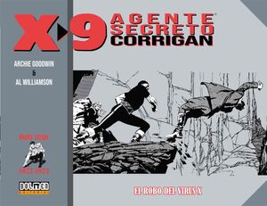 AGENTE SECRETO X-9. EL ROBO DEL VIRUS X (1972-1974)