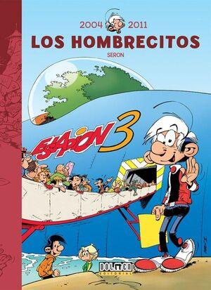 LOS HOMBRECITOS #15 2004-2011