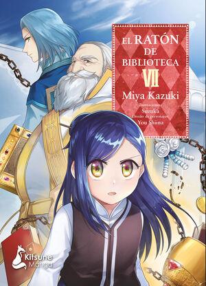 EL RATÓN DE BIBLIOTECA #07