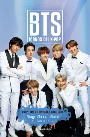 BTS. ICONOS DEL K-POP: EDICIÓN ACTUALIZADA