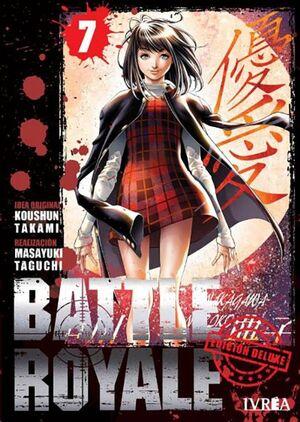 BATTLE ROYALE DELUXE #07