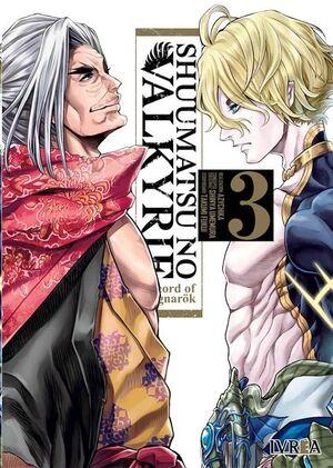 SHUUMATSU NO VALKYRIE, RECORD OF RAGNAROK #03
