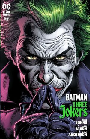 BATMAN: TRES JOKERS #02