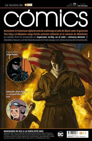 ECC COMICS #024