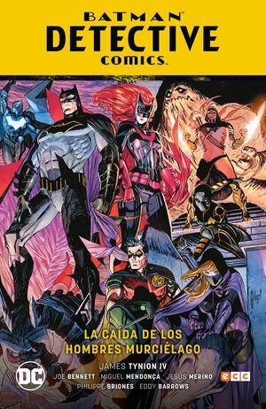BATMAN SAGA: BATMAN DETECTIVE COMICS V6. LA CAIDA DE LOS HOMBRES MURCIELAGO