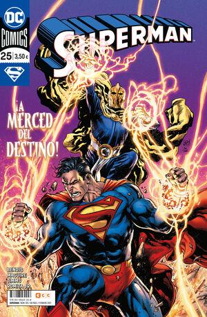 SUPERMAN MENSUAL VOL.3 #104 / 025