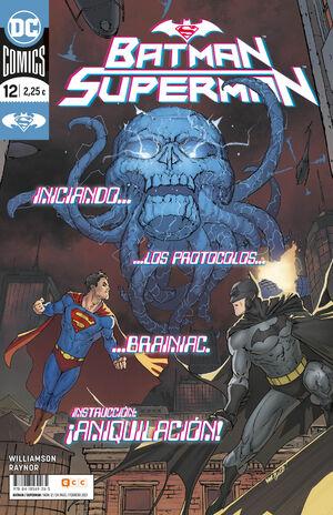 BATMAN / SUPERMAN #012 (GRAPA)