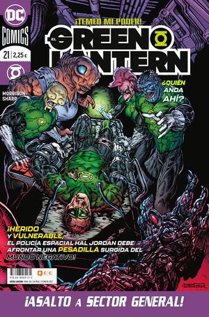 EL GREEN LANTERN #103 / 021 (GRANT MORRISON)