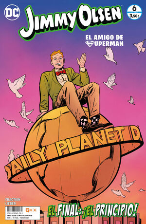 JIMMY OLSEN, EL AMIGO DE SUPERMAN #06
