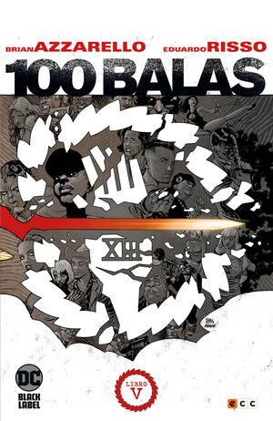 100 BALAS INTEGRAL #05 (DC BLACK LABEL)