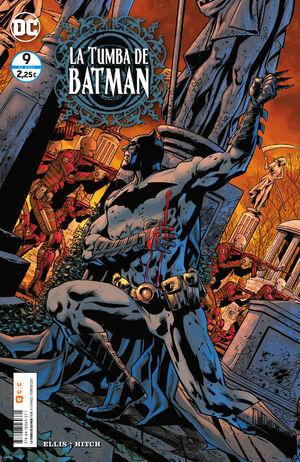 LA TUMBA DE BATMAN #09