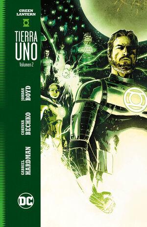 GREEN LANTERN: TIERRA UNO #02