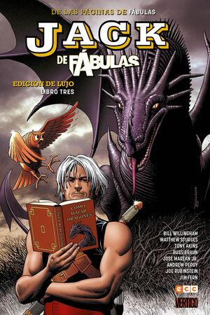 JACK DE FABULAS: EDICION LUJO #03