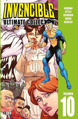 INVENCIBLE ULTIMATE COLLECTION VOL.10