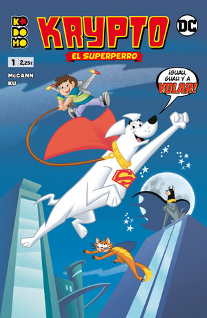 KRYPTO EL SUPERPERRO #01
