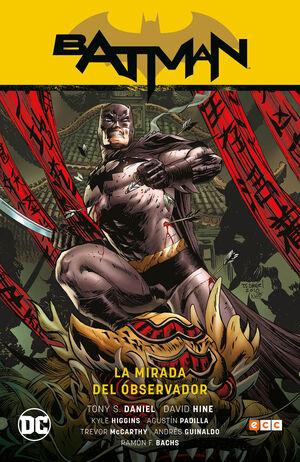 BATMAN SAGA VOL. 11. LA MIRADA DEL OBSERVADOR - RENACIDO 7