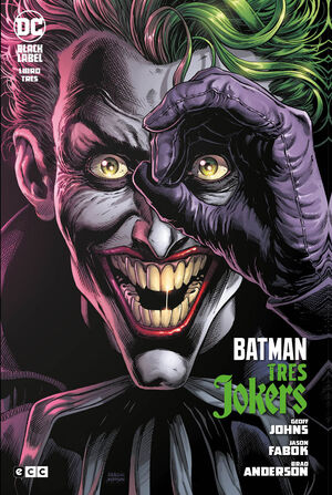 BATMAN: TRES JOKERS #03
