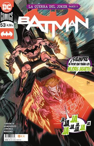 BATMAN MENSUAL VOL.3 #108 / 53