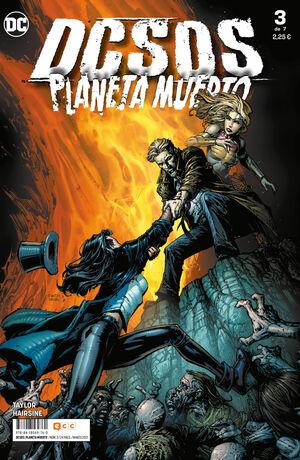 DCSOS: PLANETA MUERTO #03