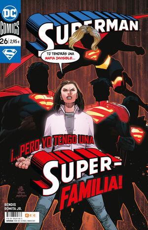 SUPERMAN MENSUAL VOL. 3 #105 / 026. ...PERO YO TENGO UNA SUPER-FAMILIA!