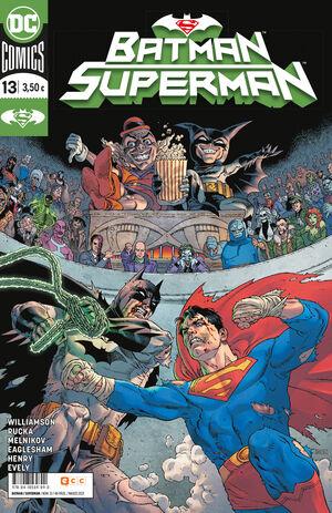 BATMAN / SUPERMAN #13 (GRAPA)