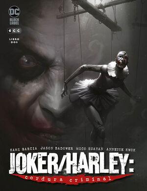 JOKER / HARLEY: CORDURA CRIMINAL #02