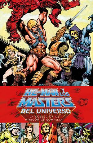 HE-MAN Y LOS MASTERS DEL UNIVERSO: COLECCION MINICOMICS #04