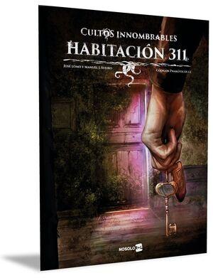 CULTOS INNOMBRABLES JDR: HABITACION 311