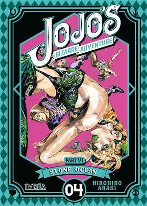 JOJO'S BIZARRE ADVENTURE PARTE 06: STONE OCEAN #04